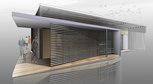 Solar House Competition Heats Up