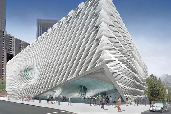 The Broad Museum: Unveiled