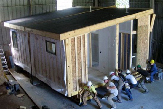 University of Virginia Prefab Design Build
