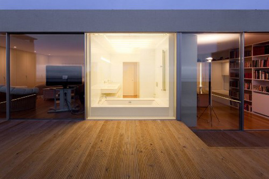 Warborn Apartment by Caiano Morgado Arquitectos